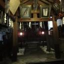 神明神社 鵺退治の矢(写真)
