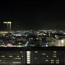 京都駅 屋上から