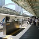 N700で新神戸へ