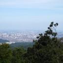 山頂 東京方面