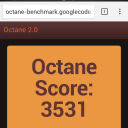 Android4.2 Chrome Octane